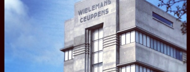 WIELS is one of Bruxelles, ma belle.