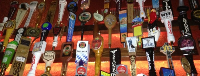 Aces & Ales is one of I spy with my 4sq eye.