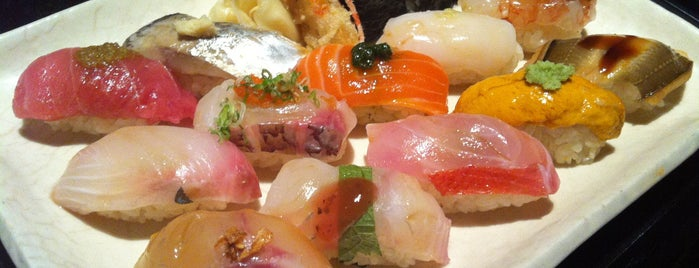 Sushi Yasaka is one of Be a Local in the Upper West Side.