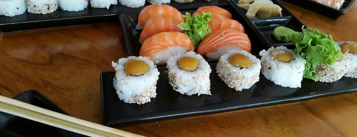Sushi Club is one of Best places in Asunción, Paraguay.