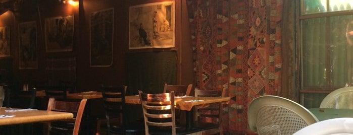 Olive Vine Café is one of BYOB NYC.
