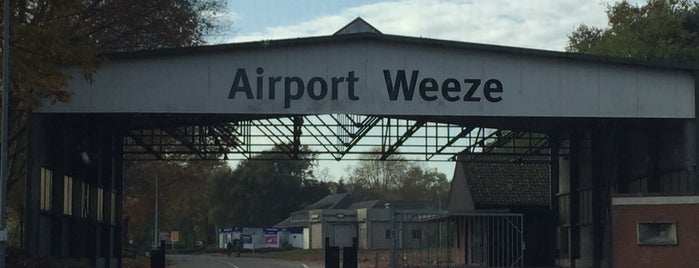 Airport Weeze (NRN) is one of My Airports.
