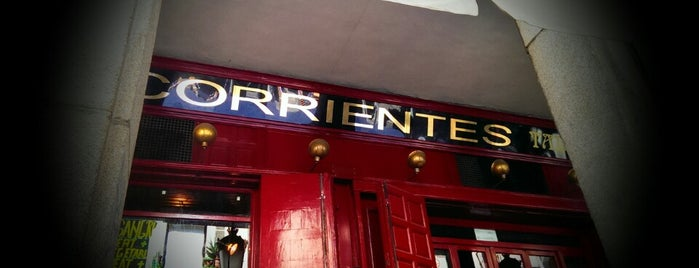 Corrientes 348 is one of Ruta michelín.