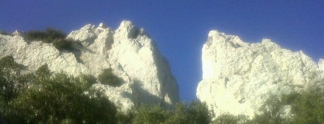 Les Dentelles de Montmirail is one of Trips / Vaucluse, France.