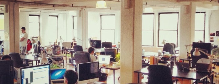 DUMBO Startup Lab is one of NYC Classroom Venues.