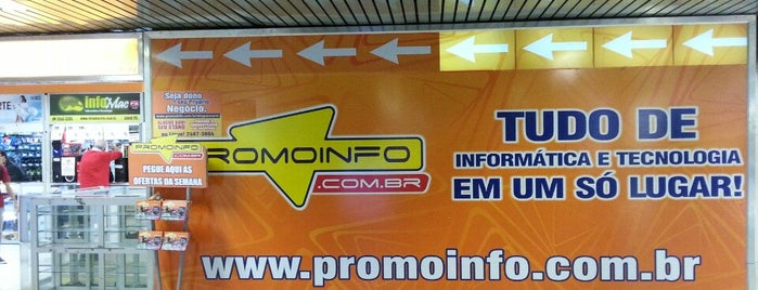 Promoinfo is one of Ruas e Cidades.