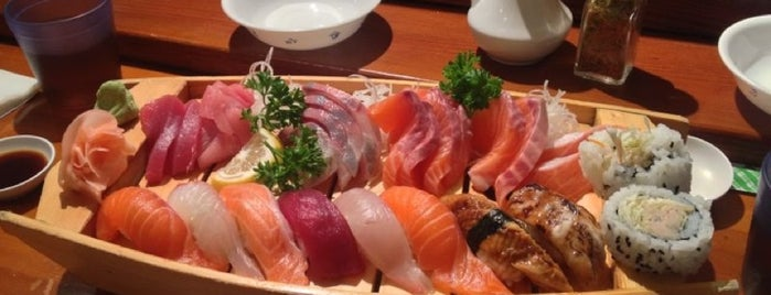 Hukuya Sushi Bar is one of The 15 Best Places for a Seafood in Sydney.