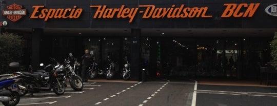 Espacio Harley Davidson is one of Restaurantes.
