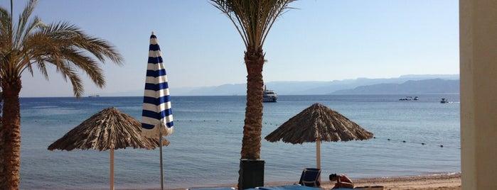Mövenpick Resort & Residences Aqaba is one of Jordan.