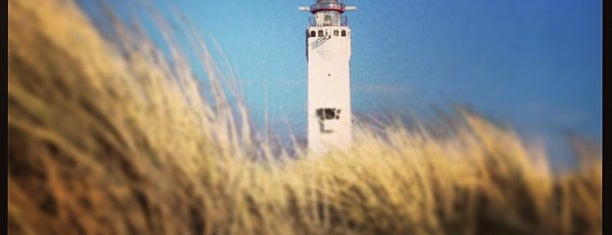 Vuurtoren van Noordwijk aan Zee is one of Faros.