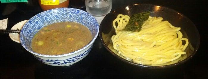 無鉄砲 つけ麺 無心 is one of ラーメン.