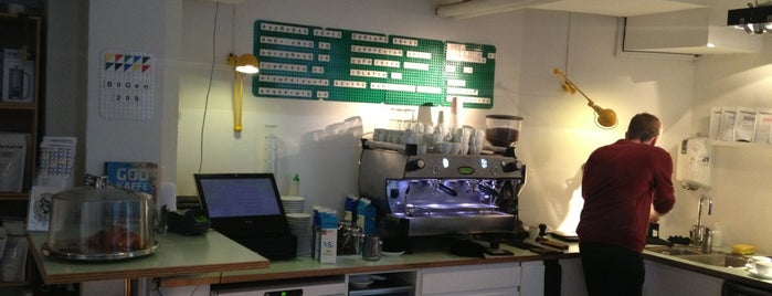 The Coffee Collective is one of Don't do Starbucks et al.!.