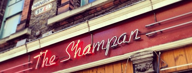 Shampan is one of #LoveE1.