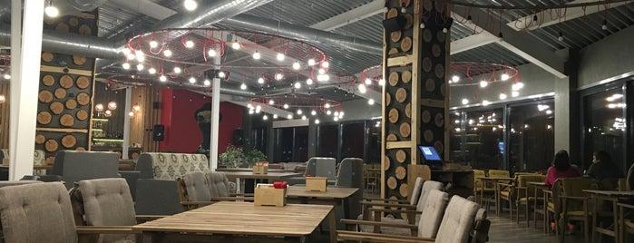 8 SKY Terrace & Grill is one of Kazan.