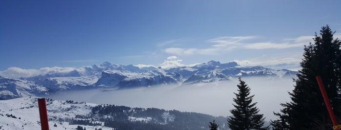 Les Gets is one of Stations de ski (France - Alpes).