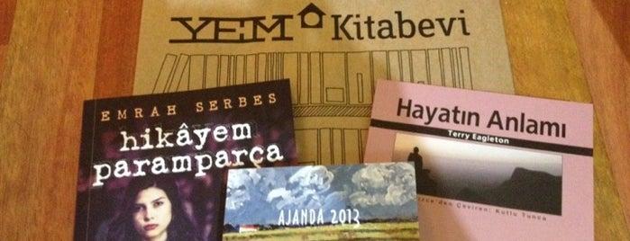 YEM Kitabevi Beşiktaş Şubesi is one of Lale Kart Buluşma Noktaları.