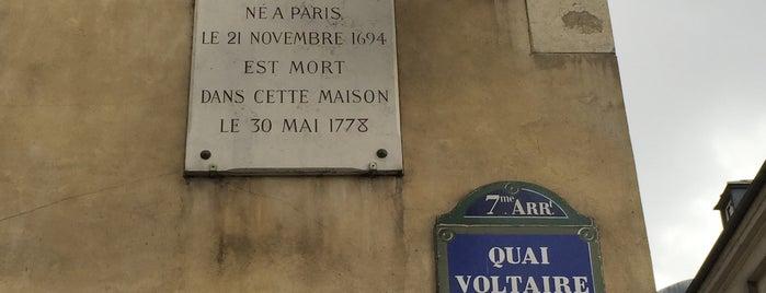Voltaire (Le) is one of 100 choses à faire à Paris.