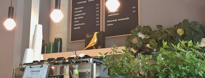 Concierge is one of Berlin calling.
