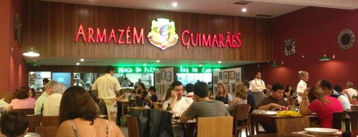 Armazém Guimarães is one of Recife.