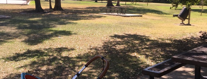Bayou Park - Picnic Tables is one of Off the beaten path & cool spots.