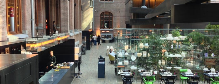 Conservatorium Hotel is one of The 15 Best Places for a Gin in Amsterdam.
