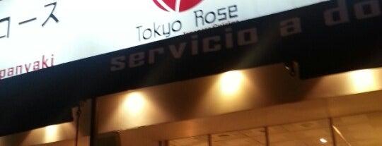 Tokio Rose is one of ASIATICA.