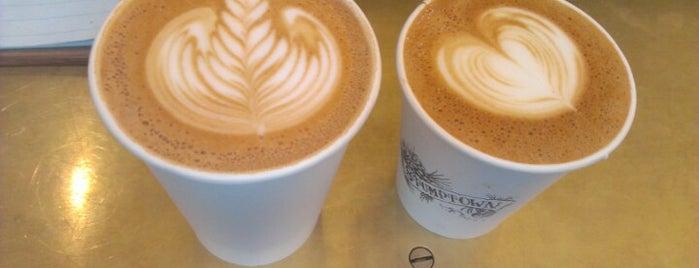 New York's Best Coffee - 2012
