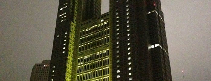 Tokyo Metropolitan Government Building is one of Tokyo City Guide.