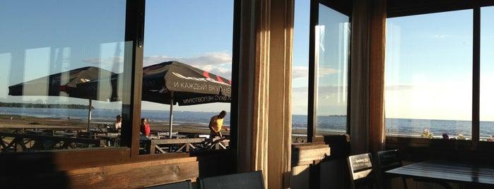Акватория is one of Рестораны с нереальным видом.