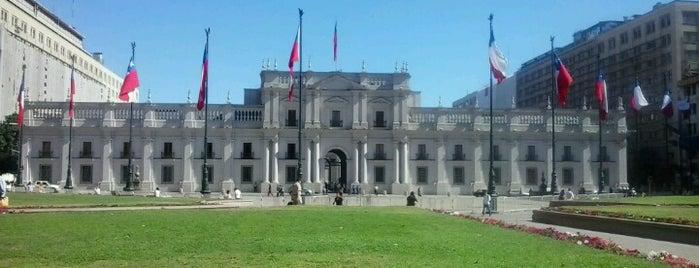 Plaza de la Constitución is one of Wolf's Dominions.