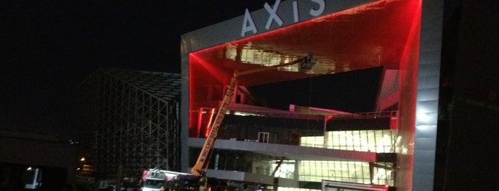 Axis is one of ALIŞVERİŞ MERKEZLERİ / Shopping Center.