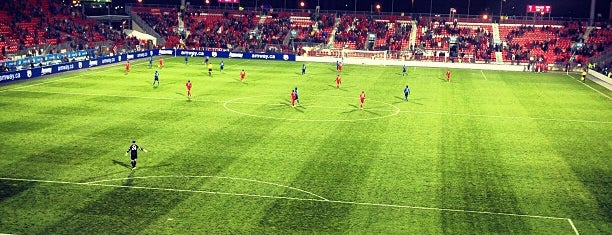 BMO Field is one of My favorites.