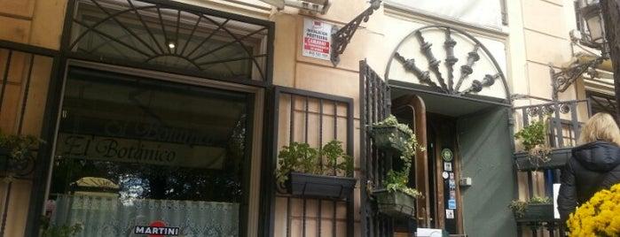 Restaurante Café El Botánico is one of Madrid.