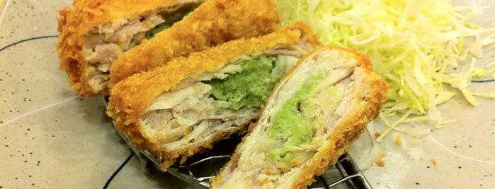 Katsu King X is one of Favorite Food.