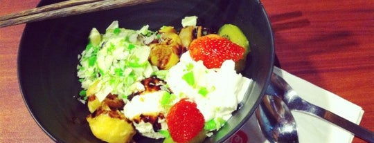 IceDEA is one of Favorite Food.