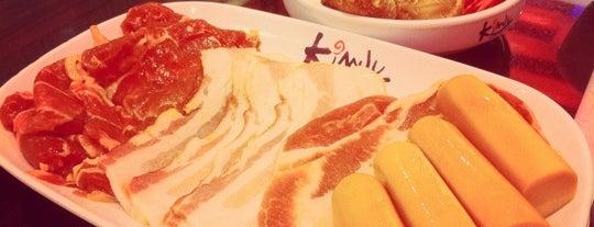 Kimju is one of Favorite Food.