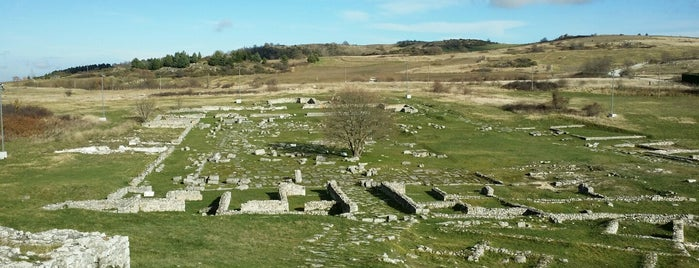 Juvanum is one of Archaeological sites in Abruzzo.