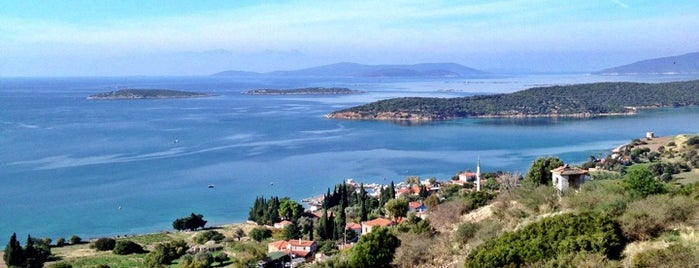 Erythrai Antik Kenti is one of Çeşme.