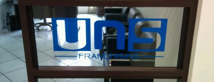 UNS Franchising is one of Business.