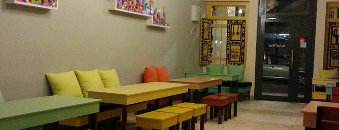Playground Cafe, Arts & Theater is one of Café | Penang.