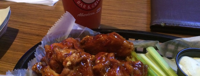 Circus Sports Bar & Grill is one of The Best Wings in Every State (D.C. included).