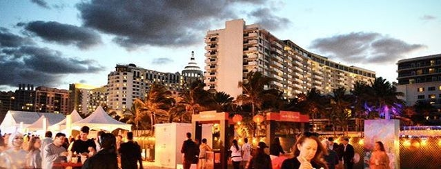 Food Network South Beach Wine & Food Festival is one of Drink.