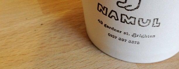 Namul is one of Brighton.