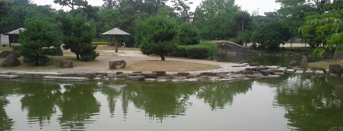 Sumiyoshi Park is one of 公園.