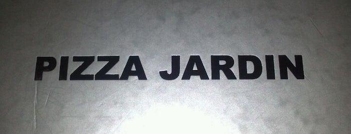 Pizza Jardin is one of Lugares visitados.
