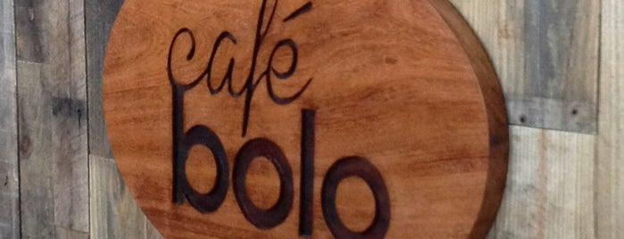 Cafe bolo is one of The Best of the North Florida Gulf Coast.