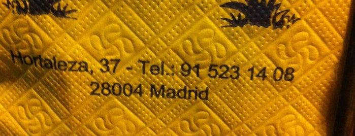 Bar Hawaii is one of Madrid: de Tapas, Tabernas y +.