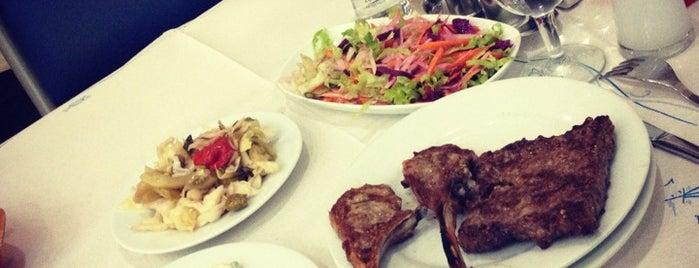 Öz-En Et Lokantası is one of to go & eat.