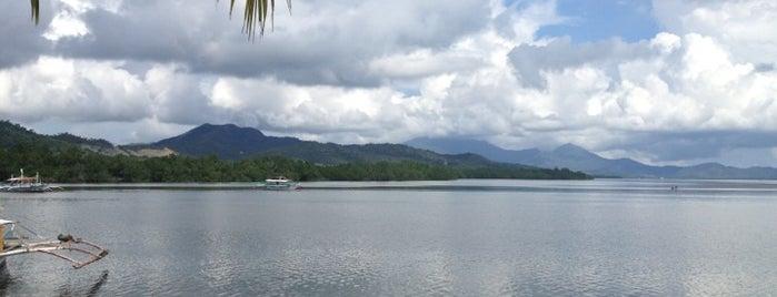 Honda Bay Wharf is one of Filipinler-Manila ve Palawan Gezilecek Yerler.