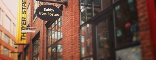 Bobby from Boston is one of Nearby Neighborhoods: The South End.